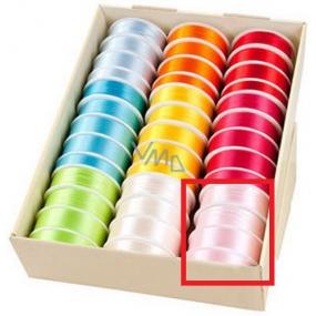 Ditipo Ribbon satin pink 6 mx 6 mm