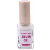 Amoené Antifungi Silver Gel gelový lak na nehty 12 ml