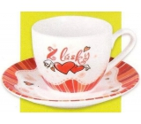 Nekupto Gift Set Coffee Set From Love 1 dcl IF 005