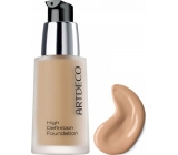 Artdeco High Definition Foundation Cream Makeup 24 Soft Cappuccino 30 ml