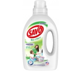 Savo Universal Chlorine-free washing gel for white and colored laundry 20 doses of 1 l
