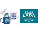 Albi Tin mug named Lada 250 ml