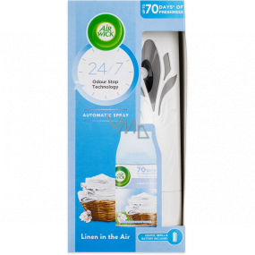 Air Wick Freshmatic Linen in the Air - Linen in the breeze automatic air freshener spray 250 ml