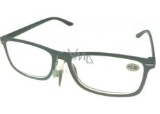 Eyeglasses + 3.5 gray black MC2135