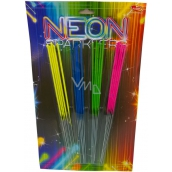 Spikel Sparklers Neon colored 28 cm 20 pieces category F1 available from 15 years!