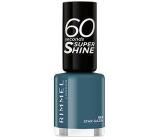Rimmel London 60 Seconds Super Shine Nail Polish nail polish 863 Star Gazin 8 ml