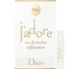 Christian Dior Jadore Eau de Parfum Infinissime perfumed water for women 1 ml with spray, vial