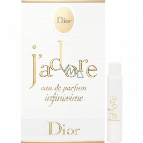 Christian Dior Jadore Eau de Parfum Infinissime perfumed water for women 1 ml with spray, vial