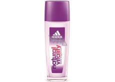 Adidas Natural Vitality EdP 75 ml Women's scent deodorant glass