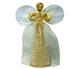 Angel with round wings 20cm