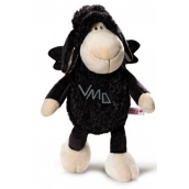 Nici Jolly Sheep Rocking Black Plush Toy the finest plush 25 cm