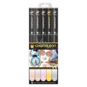 Chameleon Color Tones CT0501 set of 5 color toning alcohol pens