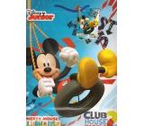 Ditipo Disney Child Gift Bag L Mickey Mouse Twist Turn 26 x 13.7 x 32.4 cm 2902 009