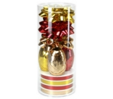 Ditipo Gift wrapping set red-gold-yellow 2811902