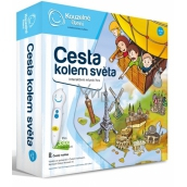 Albi Magical Reading Interactive Talking Game Around the World