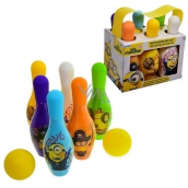 Mimoň 6 x 2v1 shower gel and shampoo 100 m l + 2 x ball, gift set for children exp.9 / 2018
