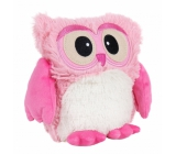 Albi Warm tufa Owl pink 20 cm × 18 cm 750 g