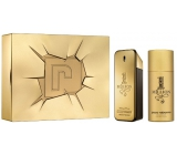 Paco Rabanne 1 Million EdT 100 ml men's eau de toilette + 150 ml deodorant spray, gift set