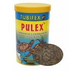 TUBIFEX Pulex Gamarus 125ml for Fish, Turtles 0232