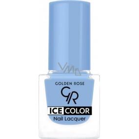 Golden Rose Ice Color Nail Lacquer nail polish mini 149 6 ml