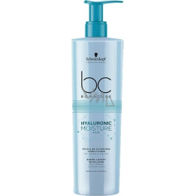 Schwarzkopf BC Bonacure Hyaluronic Moisture Kick Cleansing Conditioner for Dry Hair 500 ml