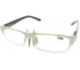 Eyeglasses + 2 white black MC2062
