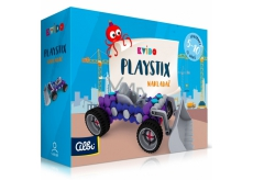 Albi Kvído Playstix kit mini Loader 26 pieces recommended age 5-10 years
