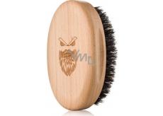 Angry Beards Gentler wooden beard brush 10.3 x 6.3 cm