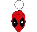 Epee Merch Marvel Deadpool Rubber keychain 6 x 4.5 cm