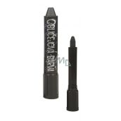 Amos Face Deco Face color in tube black with lipstick 4.7 g