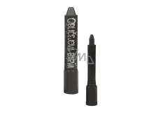 Amos Face Deco Face and body paint in a tube black with a lipstick closure 4.7 g