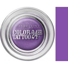 Maybelline Color Tattoo 24h eyeshadow 15 Endless Purple 4 g