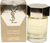 Yves Saint Laurent L Homme AS 100 ml mens aftershave