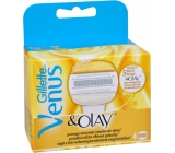 Gillette Venus & Olay spare heads 4 pcs for women