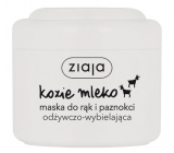 Ziaja Goat's milk mask for hands and nails 75 ml