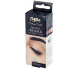 Delia Cosmetics Henna Tint eyebrow coloring gel 1.0 black 1 piece