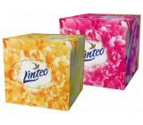 Linteo Premium paper handkerchiefs 3 ply 60 pieces white