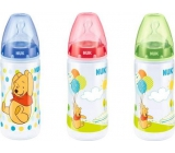 Nuk First Choice Disney Pooh silicone drinker 0-6 months plastic bottle 300 ml