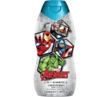 Marvel Avengers 2in1 shampoo and hair conditioner for children 350 ml