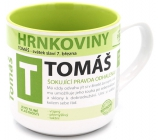 Nekupto Mugs Mug named Tomas 0.4 liters