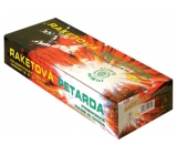 Chinese rockets Rocket firecracker fireworks in bag CE2 12 pieces II. hazard classes marketable from 18 years!