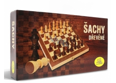 Albi Chess wooden