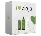 Ziaja Oliva hand and nail cream 80 ml + shower gel 500 ml + body lotion 400, cosmetic set