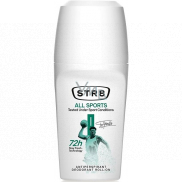 Str8 All Sports 50 ml men's antiperspirant roll-on deodorant spray