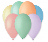 Balloons Macaroons mix of colors 26 cm 10 pieces
