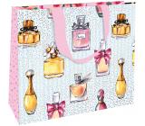 Nekupto Gift paper bag with embossing 30 x 23 x 12 cm Perfumes 1860 LFL