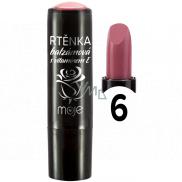 My Balm lipstick with vitamin E, shade 06
