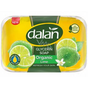 Dalan Organic Lime glycerin soap 100 g