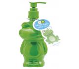 My Frog Apple and kiwi liquid soap dispenser 250 ml