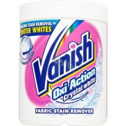 Vanish Oxi Action Crystal White odstraňovač skvrn 1 kg